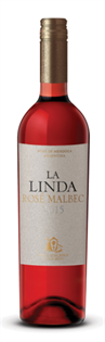 La Linda Malbec Rose 2015 750ml - Case of 12